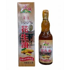 初榨手工100%花生油 (PAE570)