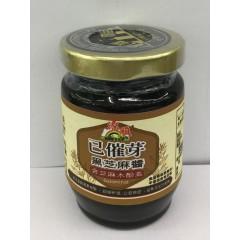 已催芽黑芝麻醬(含木酚素)(SBCQ120)