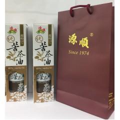 超特100%苦茶油﹝低溫壓榨﹞(570ml) (ENT570)2入組(附提袋)