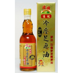 優級冷壓芝麻油 (添加已催芽芝麻芽油)(570ml) (CSB570)