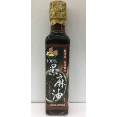 超優級低溫鮮榨100%黑麻油(PSE265)