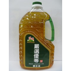 嚴選優等調合油(2000ml) (EXT2.0)