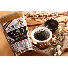 一道研磨已催芽黑芝麻研磨粉(300公克/包) (QSS300)