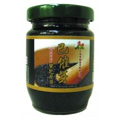源順100%已催芽純黑芝麻醬(120公克) (SBQ120)